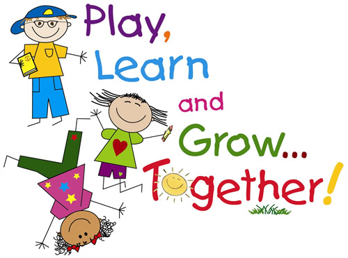 play, learn, grow together