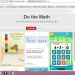 Do the Math Pinterest