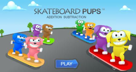 Math racing games online